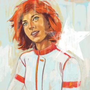 Pinion - Digital Painting Portrait