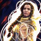 Zoe Robins as Nynaeve al'Meara